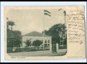 U4743/ Bahia Club allemao Brasilien AK 1901