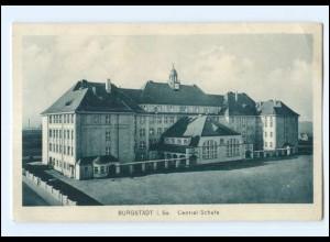 U4374-092./ Burgstädt Central-Schule 1941 AK