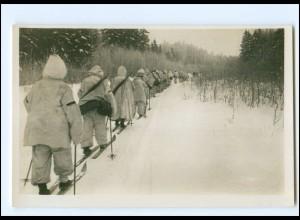 U4649/ Soldaten der Kampfgruppe Hardt Gebirgstruppen in Kudrowa - Konetschki AK
