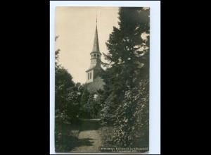 U4400-2216/ Schenefeld Kirche 1927 Foto AK