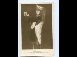 """Y10965/ Maria Ivogün """"Die lustigen Weiber von Windsor"""" Opernsängerin Foto AK"""