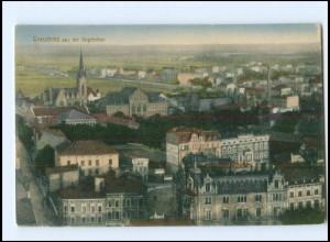 U4610/ Graudenz aus der Vogelschau AK ca.1910 Westpreußen