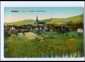 U4732/ Niedermorschweier Elsaß AK 1915