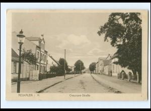 XX003864-171/ Neukalen i. M. Chaussee-Straße AK 1927