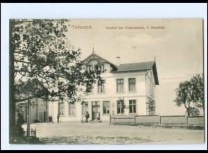 XX003888-2071/ Todendorf Gasthof zur Friedenseiche AK 1917