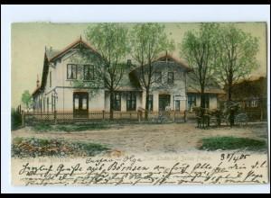 XX004513-2050/ Börnsen Zum Lindenhof AK 1905