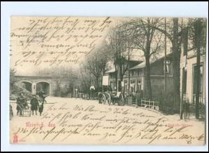 XX003892-2057/ Reinbek Bahnhofstraße AK 1909