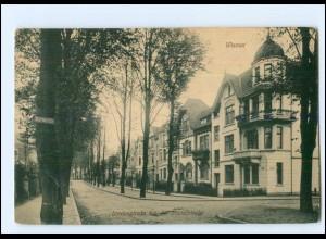 XX003896/ Wismar Lindenstraße bei der Kanalstr. AK ca.1912