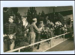 S1794/ Flensburg Deutsche Kriegs-Ausstellung i.d. Nordmark Foto AK 1916