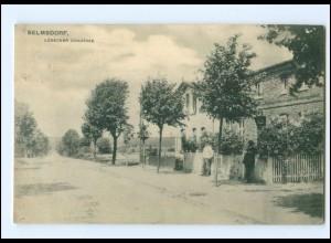 XX004485-239./ Selmsdorf Lübecker Chaussee AK 1920