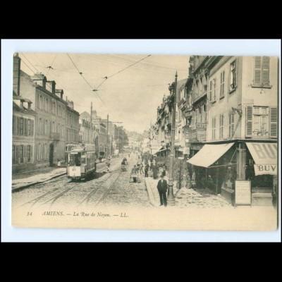 XX004546/ Amiens La Rue de Noyon Straßenbahn Tram Frankreich -080-