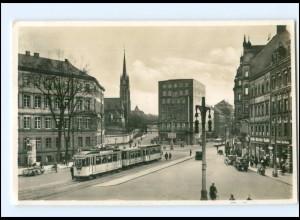 XX004135/ Chemnitz Falkeplatz 1940 Foto AK