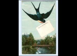 XX004475-2057/ Reinbek Schwalbe AK 1925