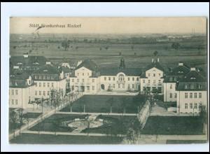 XX004234/ Berlin Rixdorf Städt. Krankenhaus 1912 AK