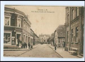 XX004578-193/ Dömitz i. M. Fritz Reuter Str. AK 1916
