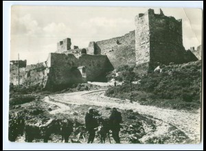 S1887/ Berat Castello Albanien AK 1943