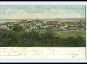 Y10998/ Apenrade Nordschleswig AK 1906