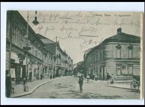 U4788/ Nowy Sacz Ul. Jagiellonske Polen AK 1915