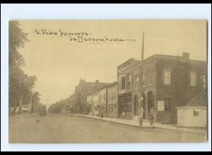 U4834/ Jefferson Iowa S. Side Squarre AK ca.1920 USA