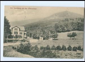 Y11273/ Der Inselsberg mit der Grenzwiese Thüringen AK 1909