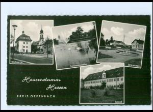 Y11175/ Heusenstamm Kreis Offenbach AK