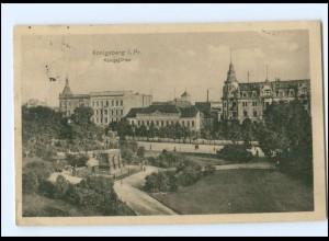 U5168/ Königsberg Königsgarten 1920 AK