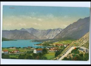 Y11501/ Cattaro Kotor Montenegro Photochromiekarte Nr. 8424 AK ca.1920