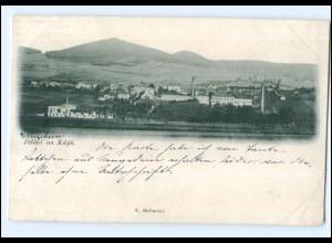 U4894/ Kdyn Neugedein Tschechien AK ca.1900