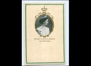 U4913/ Kronprinzessin Louisa von Sachsen AK 1903