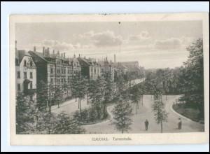U5098-083./ Glauchau Turnerstraße 1917 AK