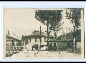 U4947/ Prilep Mazedonien Deutsches Soldatenheim Foto Ak ca.1915