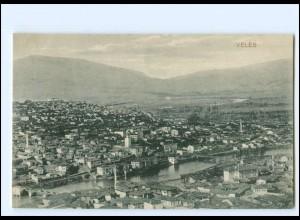 Y11597/ Veles Mazedonien AK 1916