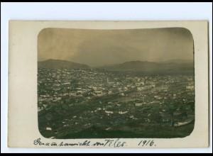 U4966/ Gesamtansicht von Veles Mazedonien Foto AK 1916