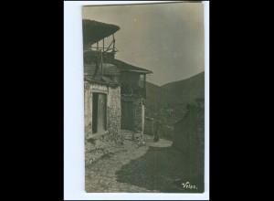U4969/ Veles Mazedonien Foto AK ca.1916
