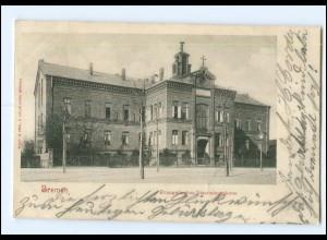 U5080/ Bremen Evang. Diakonissenhaus 1901 AK