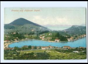 U5058/ Gravosa Dubrovnik Kroatien AK 1909
