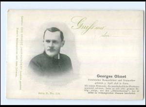 Y11733/ Georges Ohnet - Das Große Jahrhundert - AK ca.1900