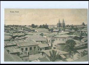 U5364/ Zanzibar Sansibar Town View AK ca.1910