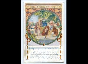 Y11739/ Deutscher Schulverein Nr. 146 Lieder AK ca.1914