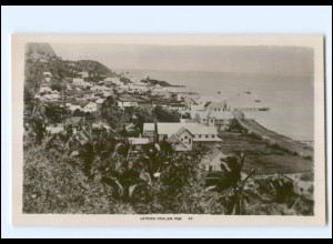 U5201/ Fiji Levuka Ovalan Foto AK ca.1930