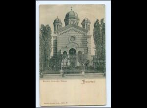 U5376/ Bucuresti Bukarest Biserica Domnitei Balasa Rumänien AK 1906