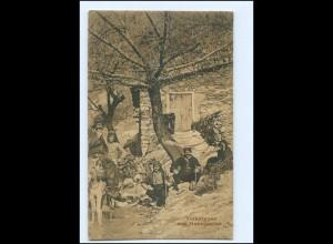 U5320/ Volkstypen aus Mazedonien AK ca.1912