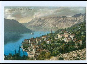 U5374/ Kotor Cattaro Montenegro AK ca.1910 Photochromie Nr.8440