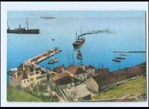 U5325/ Castelnuovo Kroatien AK ca.1910 Photochromie Nr. 8438