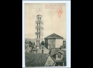U5304/ Split Spalato Kroatien AK 1909
