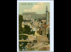 U5282/ Mostar Mühlenbrücke Bosnien AK 1908