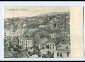 U5341/ Sarajevo AK ca.1900 Kroatien