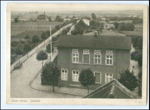 U5177/ Lessen Seestraße Westpreußen AK ca.1938