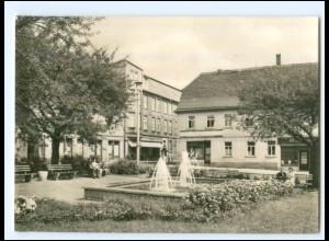 U5879-044./ Schkeuditz Markt AK