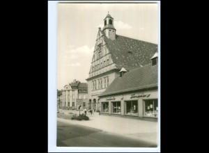 U5881-044./ Schkeuditz Rathaus AK